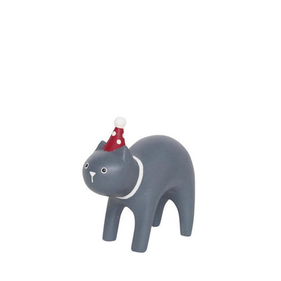 T-Lab Xmas Pole Pole Animal – Black Cat