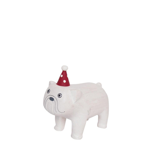 T-Lab Xmas Pole Pole Animal – Bulldog