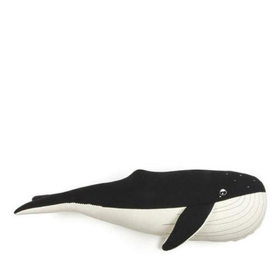 Talpa Things Humpback Whale - Black