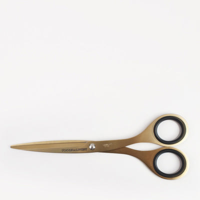 "TOOLS to LIVEBY Scissors 6.5"" - Gold"