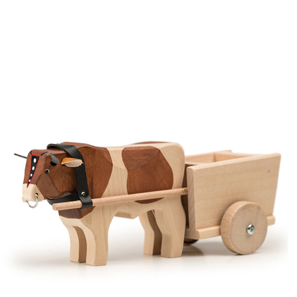 Trauffer Ox with Cart