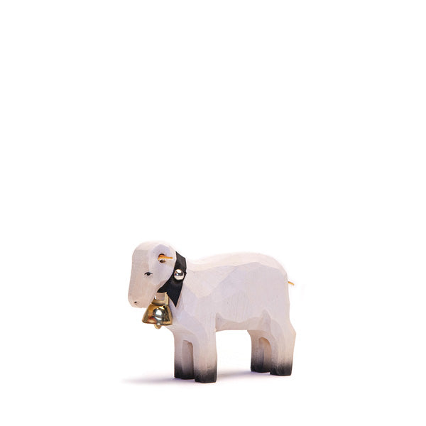 Trauffer Alpine Sheep - White