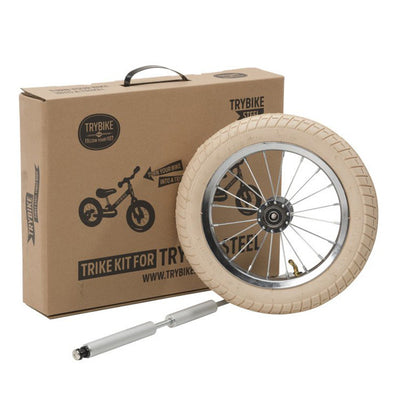 Trybike Trike Set for the Trybike Steel - Vintage