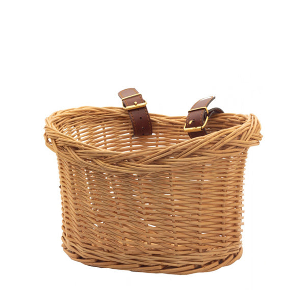 Trybike Wicker Bike Basket