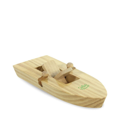 Vilac Rubber Band Powered Boat