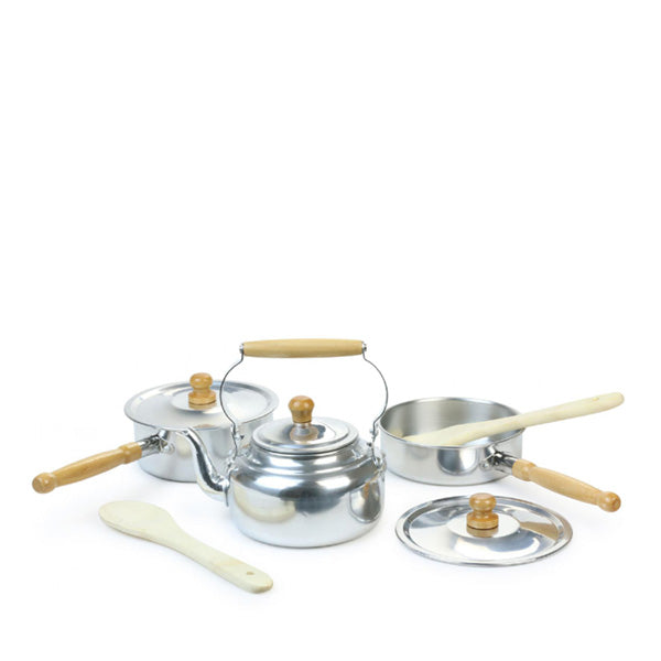 Vilac Cookware Set - The Little Cook