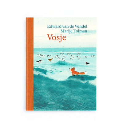 Vosje by Edward van de Vendel and Marije Tolman - Dutch
