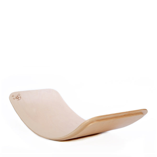 We Rock! Balance Board Classic - Lacquered Stepped - Elenfhant