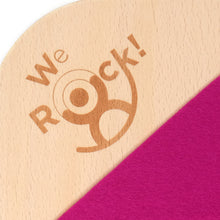 We Rock! Balance Board Moon – Lacquered Stepped - Elenfhant