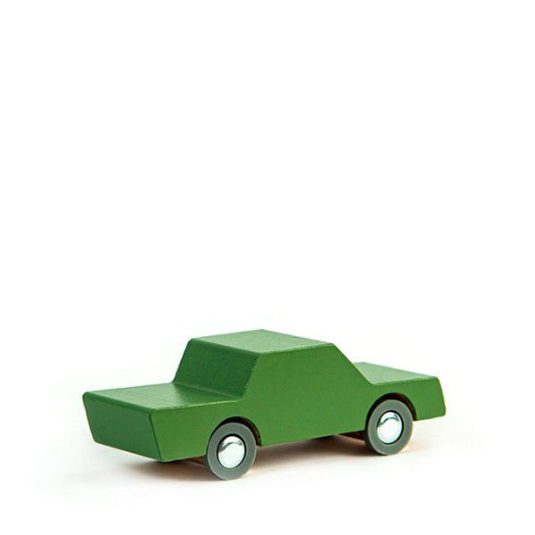 Waytoplay Back and Forth Car – Olive Green