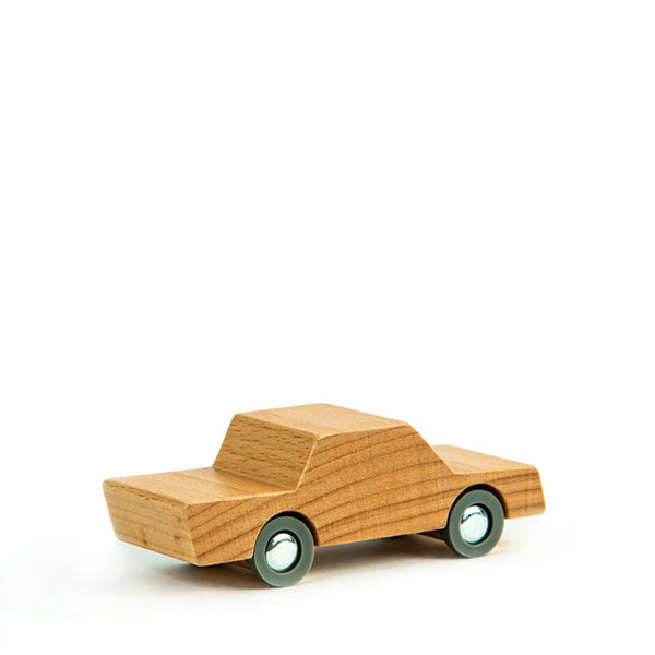 Waytoplay Back and Forth Car – Woody