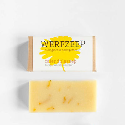 Werfzeep Soap Bar - Calendula
