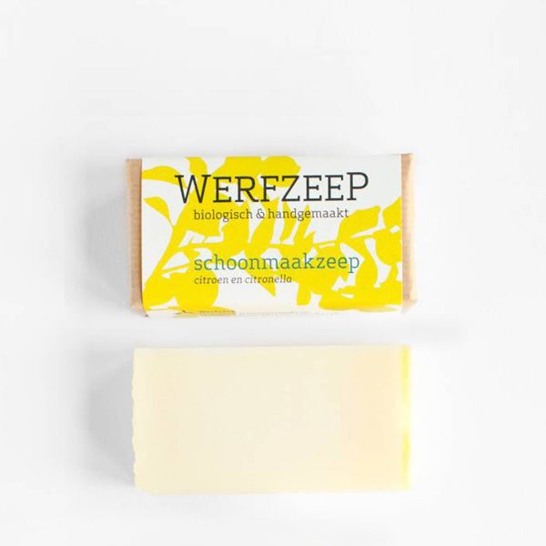Werfzeep Soap Bar - Household Cleaning Soap