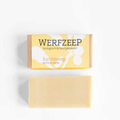 Werfzeep Soap Bar - Shea Butter