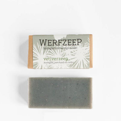 Werfzeep Soap Bar - Vetiver