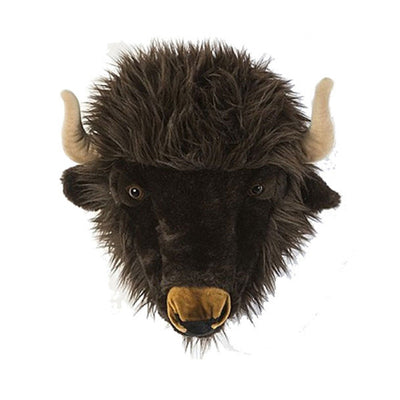 Wild and Soft Animal Head – Buffalo Alex