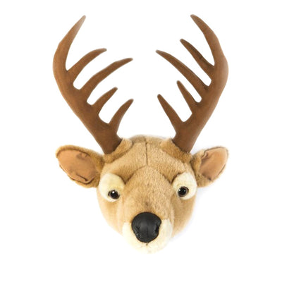 Wild and Soft Animal Head – Deer Billy