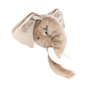 Wild and Soft Animal Head – Elephant George