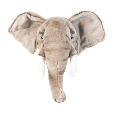 Wild and Soft wall decoration animal head elephant George