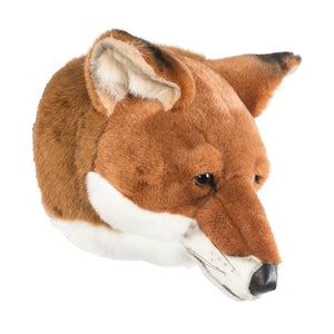 Wild & Soft Animal Head – Fox Louis