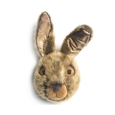 `wild and Soft wall decoration animal head hare Lewis
