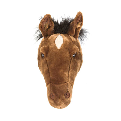 Wild and Soft Animal Head – Horse Scarlett