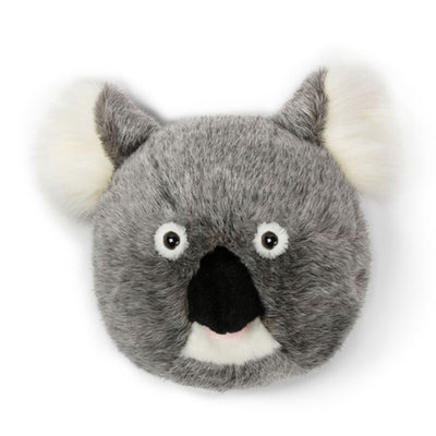Wild and Soft Animal Head – Koala Noah