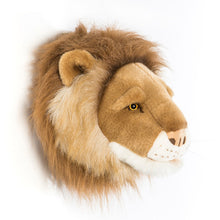 Wild and Soft Animal Head – Lion Cesar