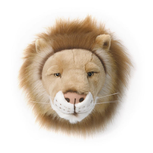 `wild and Soft wall decoration animal head lion Cesar