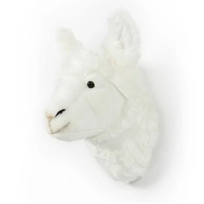 Wild and Soft Animal Head – Llama Lily