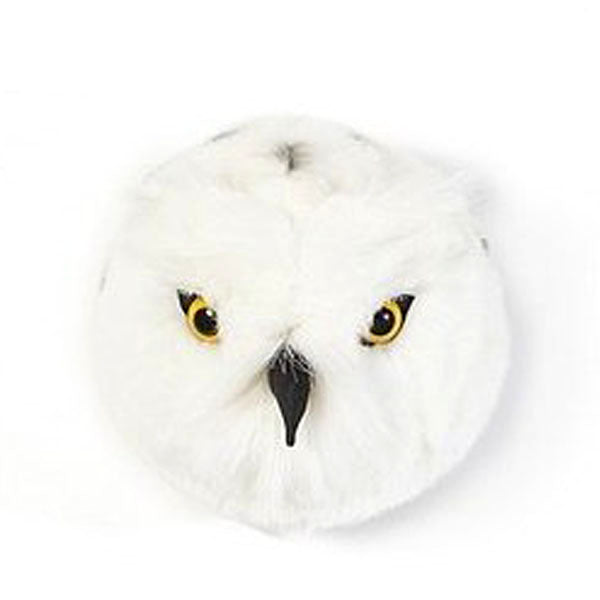 Wild and Soft Animal Head – Owl Chloe