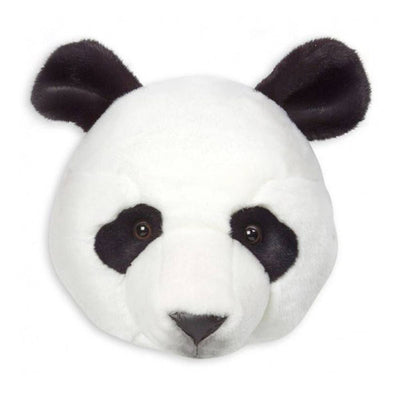 Wild and Soft Animal Head – Panda Thomas