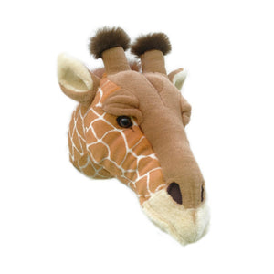 Wild and Soft Animal Head – Giraffe Ruby