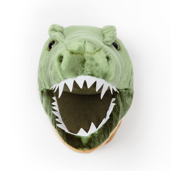 Wild and Soft Animal Head – T-Rex Hendrik