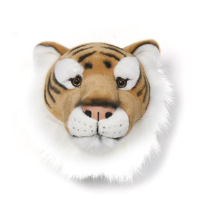 Wild and Soft Animal Head – Tiger Felix - Wild & Soft | Elenfhant