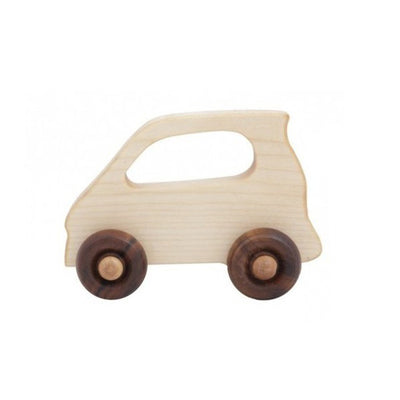 Wooden Story Electric Car