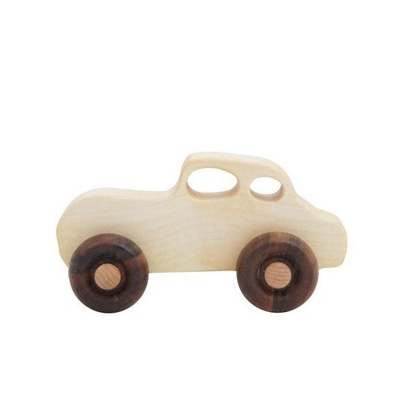 Wooden Story Retro Car