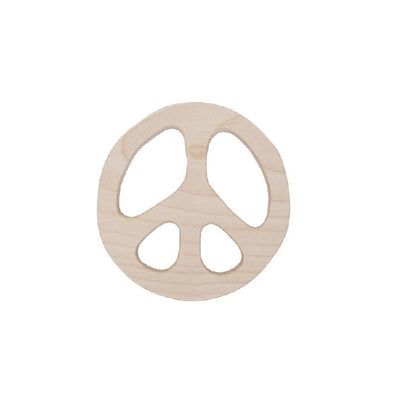 Wooden Story Teether – Peace