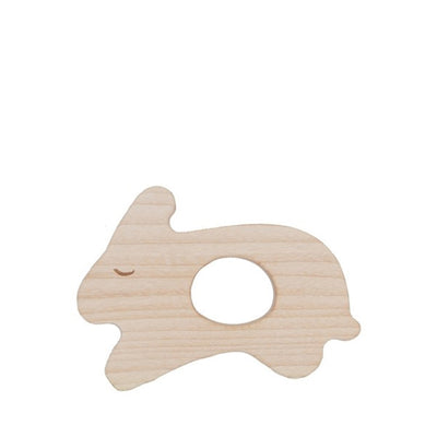 Wooden Story Teether – Rabbit