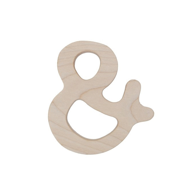 Wooden Story Teether – &