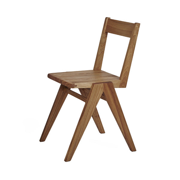 Wooden Story Chair No. 01