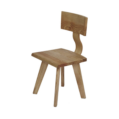 Wooden Story Chair No. 03