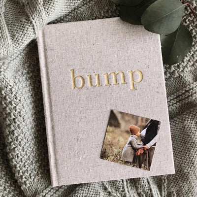Write To Me Pregnancy Journal - Bump