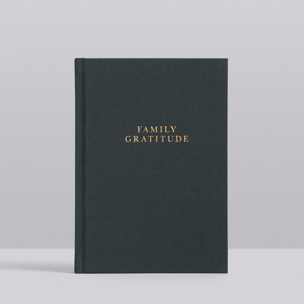 Write To Me Family Gratitude Journal • Stone
