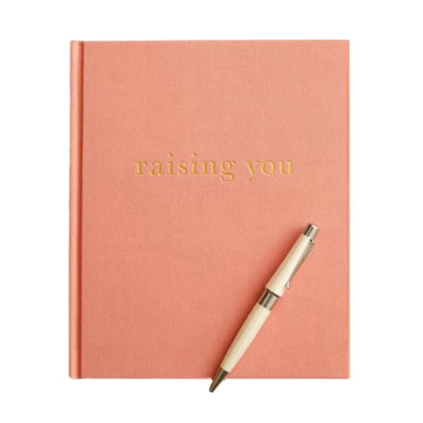 Write To Me Raising You - Letters To My Baby • Pink
