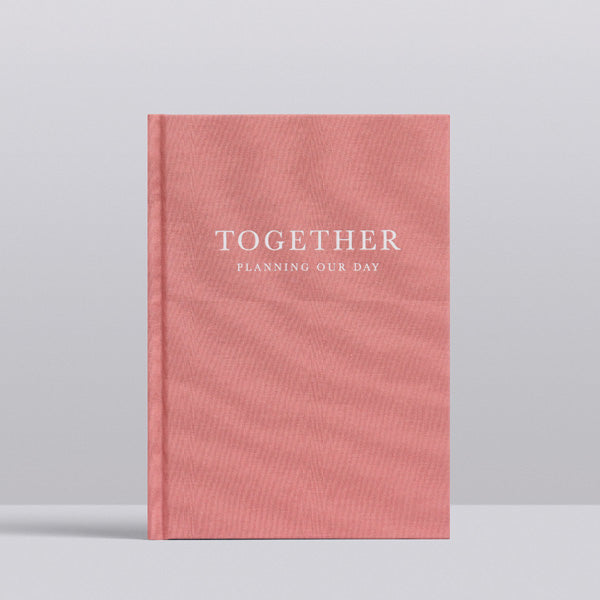 Write To Me Together Journal - Planning Our Day