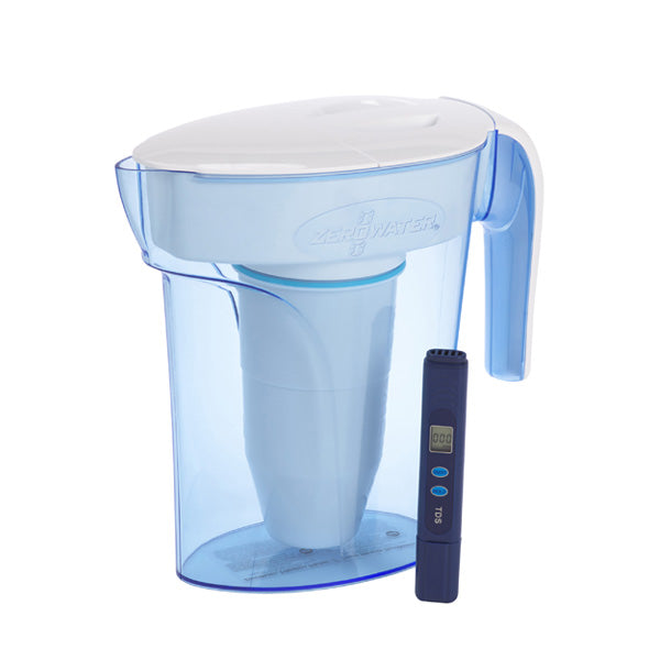 WaterZero Water Filter Jug - 1.7 Liter