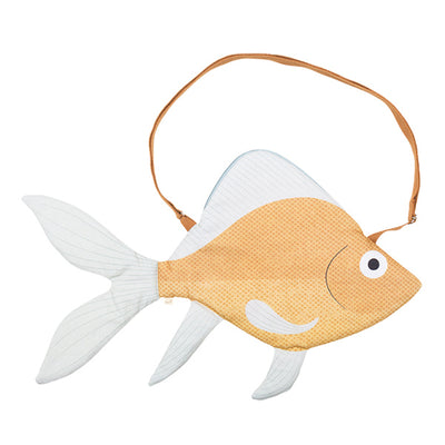 Don Fisher Japan Bag - Mustard Goldenfish