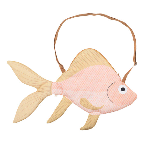 Don Fisher Japan Bag – Pink Goldenfish