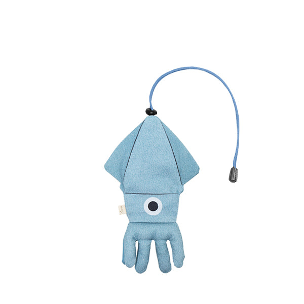 Don Fisher Japan Keychain - Squid
